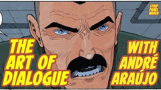 The Art of Dialogue with André Araújo   Strip Panel Naked