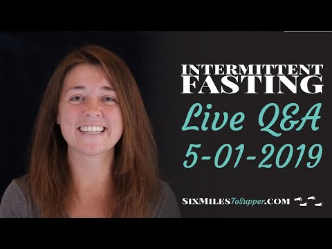 q&a-beginner-intermittent-fasting-/-omad-weight-loss