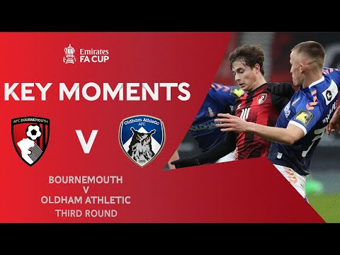 Oldham Bournemouth Goals And Highlights