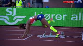2018-06-07 - 400m Hurdles - IAAF Diamond League - Oslo