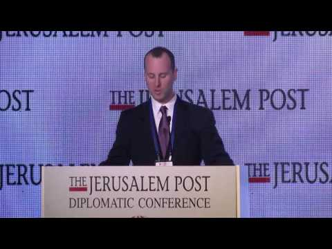 JPost Diplomatic Conference 2016 - Opening remarks by Jerusalem Post Editor-in-Chief Yaakov Katz