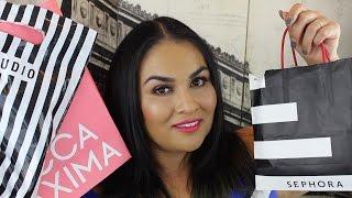 Makeup Haul - Mecca, PM Studio & Sephora