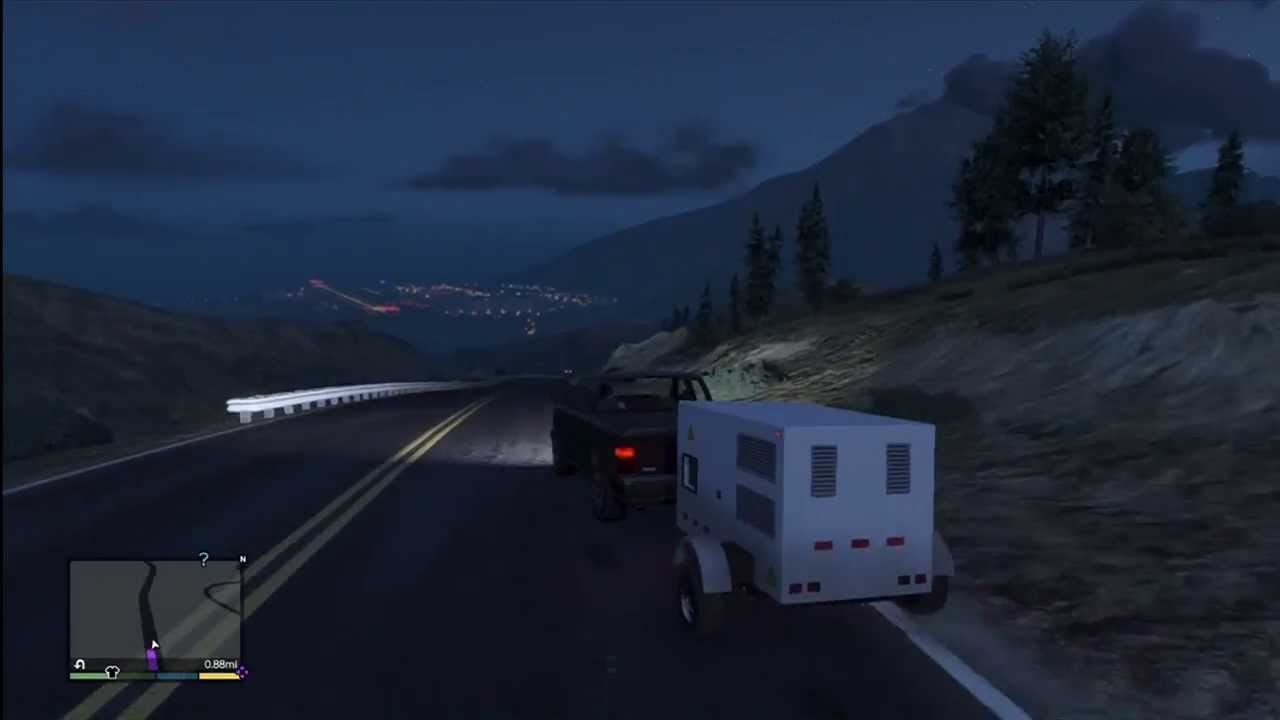 Hookup on grand theft auto 5