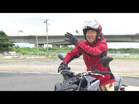 【オートバイ】柏秀樹のIQライディング(バランス練習 編)