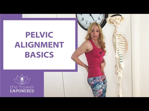 Pelvic Health Tips Pelvic Alignment Basics