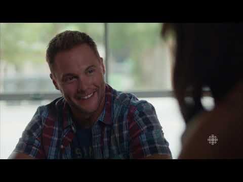 Dennis Andres /Ian (the good dad becomes single #1) - Workin' Moms (tv series) (Season 2) (2018)