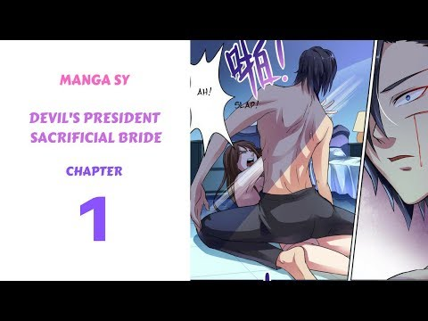Devil's President Sacrificial Bride Chapter 1