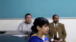 درس نموذجي حول المجموعة الشمسية تقديم المعلم الأمين إبراهيم