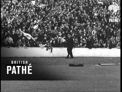 Celtic V St. Mirren (1962)
