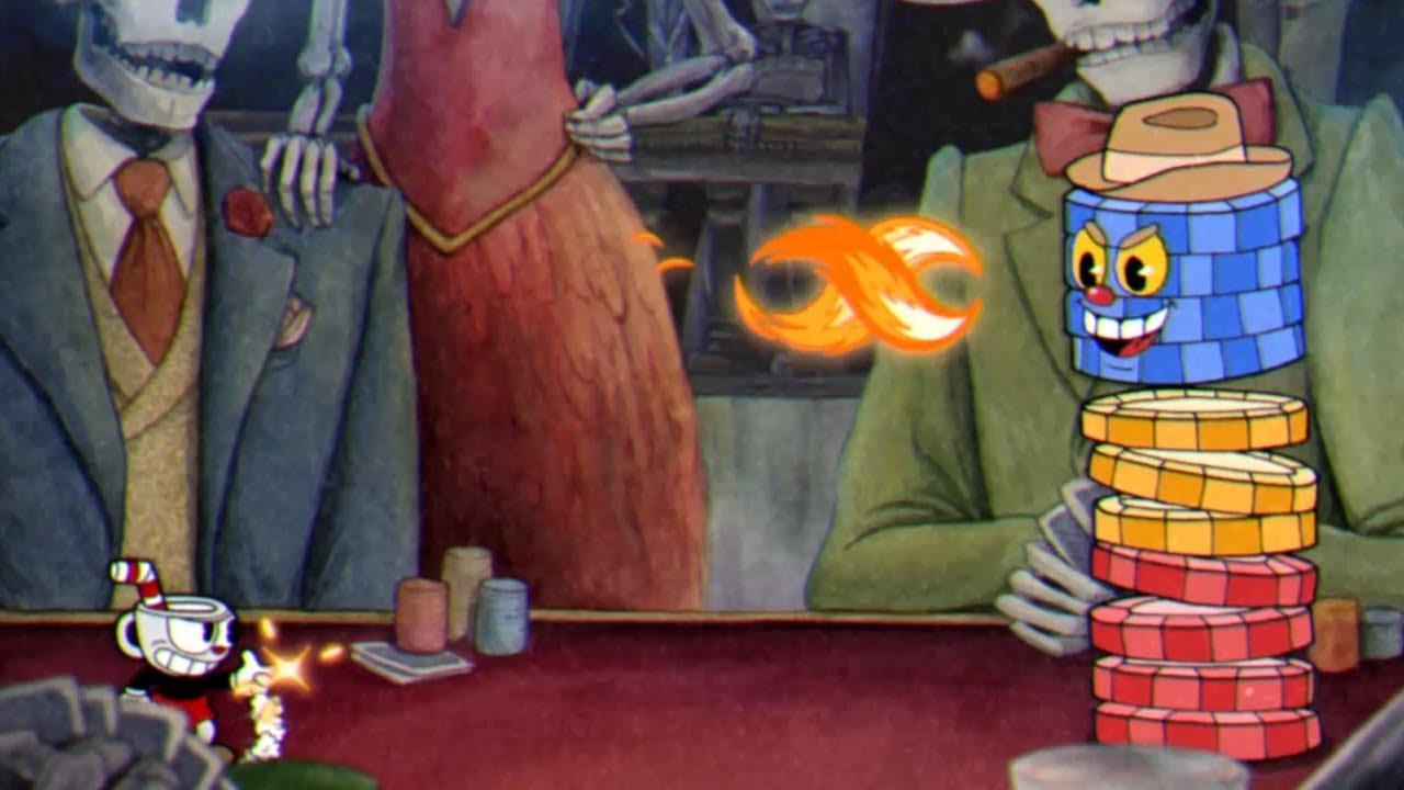 Cuphead   Chips Bettigan - Boss Fight #19 Perfect Score