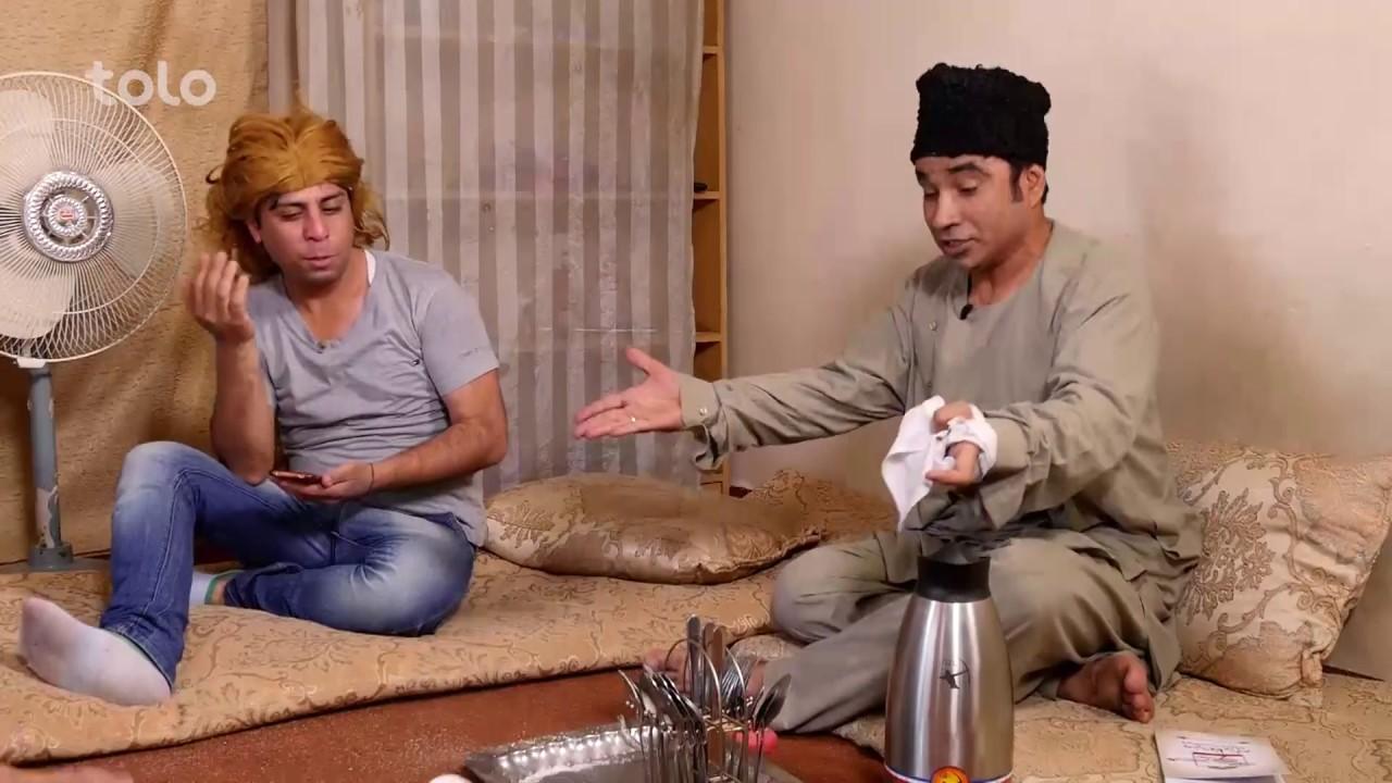 بیکفایتی خانواده - شبکه خنده -  قسمت بیست و هشتم / inefficiency of a family - Shabake Khanda