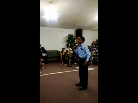 "10 Yr Old Inspirational Speaker Malik ""Who Will Save The Young Black Male"""