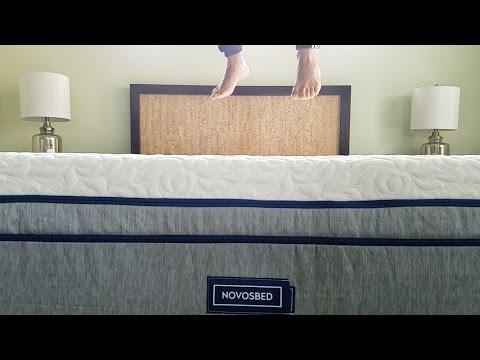 Novosbed: A Luxury Memory Foam Modular Mattress - REVIEW