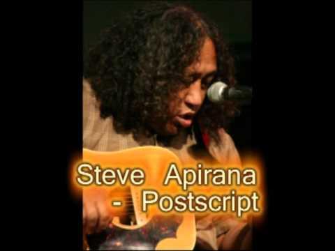 Steve Apirana - Postscript