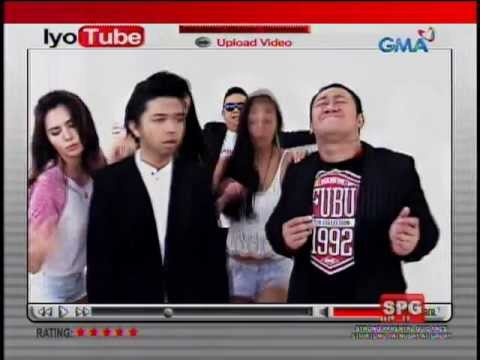 MOYMOY PALABOY & ROADFILL Blurred Lines feat Gwen, Sam, Jackie & Betong  Sept 13, 2013