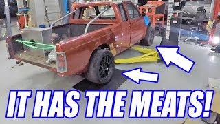 "Twin Turbo V8 AWD S10 ""Brake""throughs, Snags, and ""Pipe"" Dreams! Ep.7"