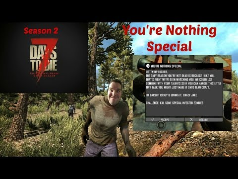 7 Days to Die - Day 113 - You're Nothing Special
