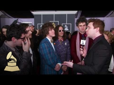 MGMT on the GRAMMY Red Carpet! | GRAMMYs