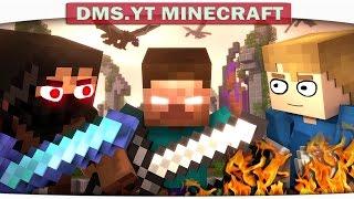 ч.16 ЭТО ЗАГОВОР!!!! ВСЕ ПРОТИВ МЕНЯ!!! - Minecraft Lucky HG DMS