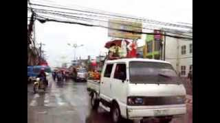 SINULOG AT TAGUM CITY 2014 DAVAO DEL NORTE MINDANAO PHILIPPINES