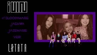 【COLLAB COVER】 (G)I-DLE ((여자)아이들) - LATATA