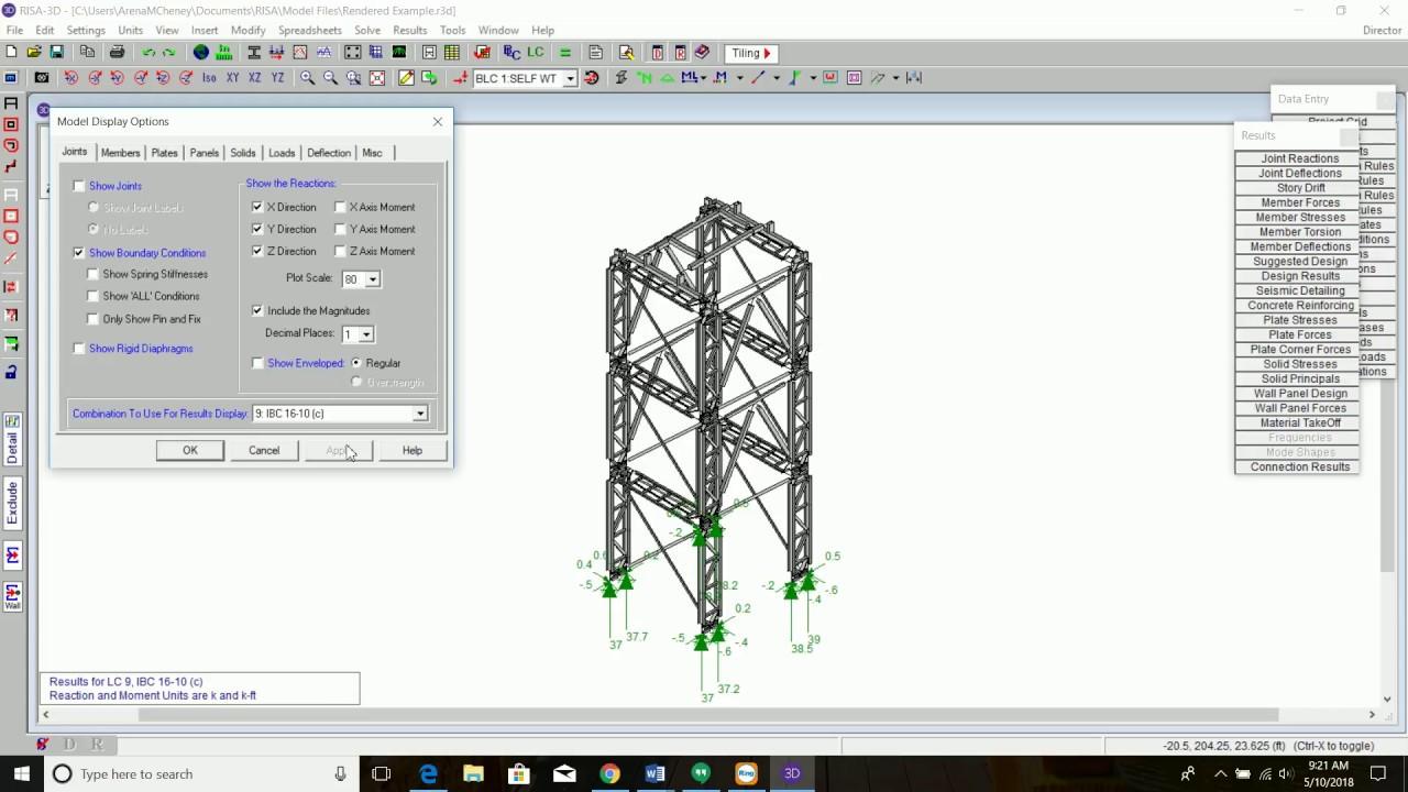 Phần mềm Risa - 3D full version