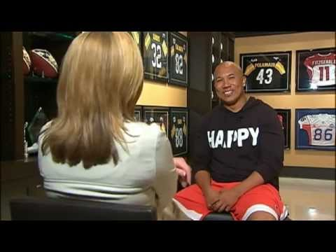 Hines Ward House Tour