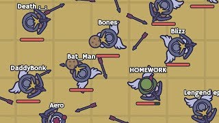 Moomoo.io - NEW UPDATE |  Repeater Crossbow FFA Arena