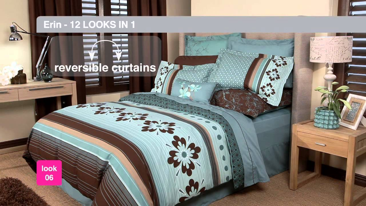 Erin Bedding Set 12 Looks In 1