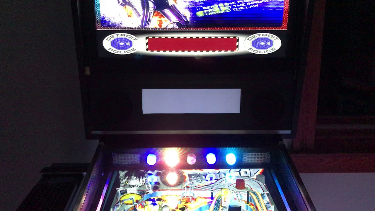 """Future pinball DMD with 15 6"""" LCD"""