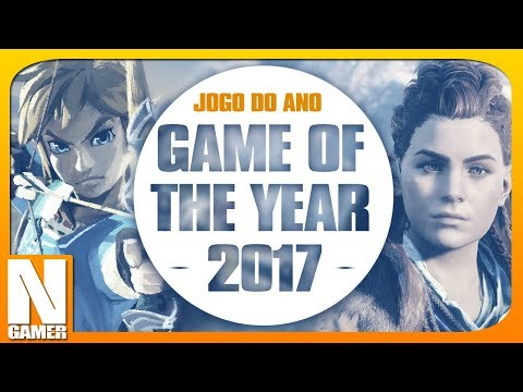 JOGO DO ANO (GOTY) 2017 - Lista Oficial !! Quem leva ? - Noberto Gamer