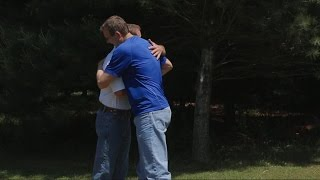 Man Forgives the Person Who Killed His Father