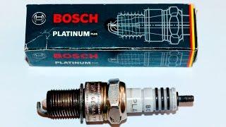 Обзор свечей BOSCH Platinum WR 7 DPX