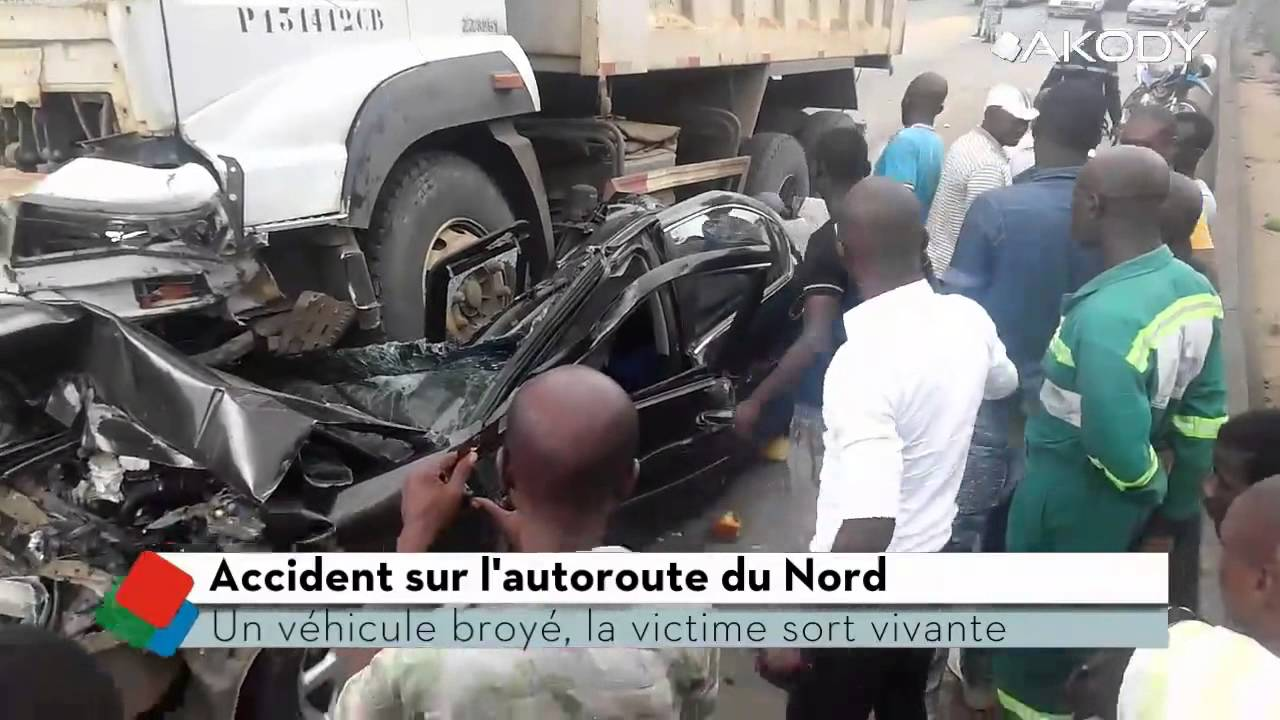 grave accident sur l 39 autoroute du nord babi225 vibe youtube. Black Bedroom Furniture Sets. Home Design Ideas