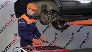 Cómo cambiar Muelle a gas anaquel maletero - vídeo guía