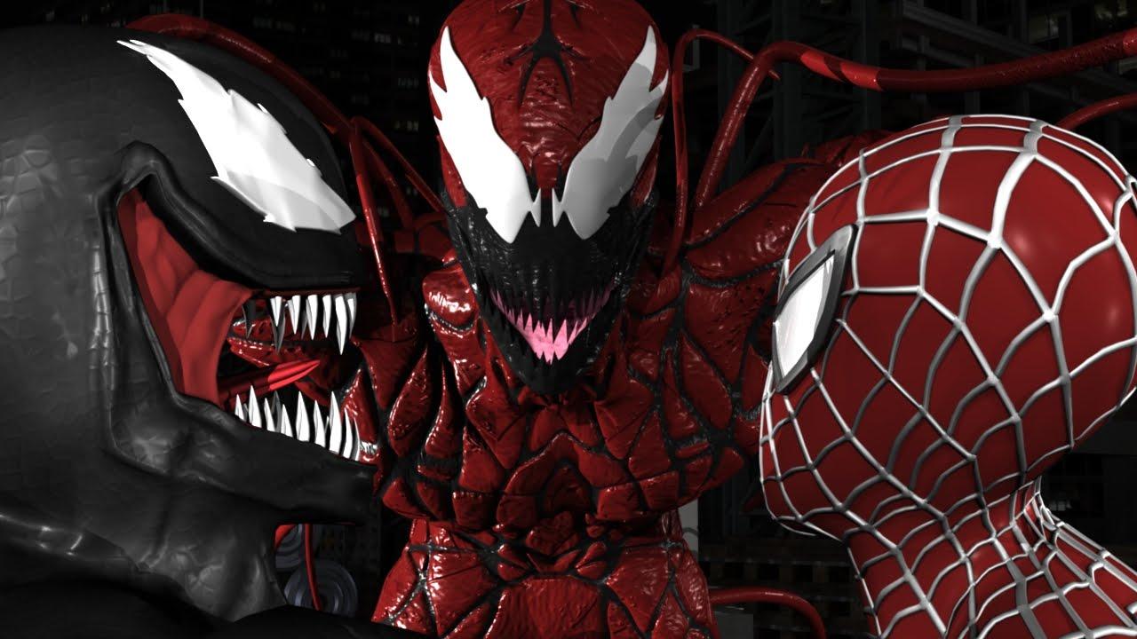 spider-man vs. venom 3: enter carnage - spider-man ultimate 6 - youtube