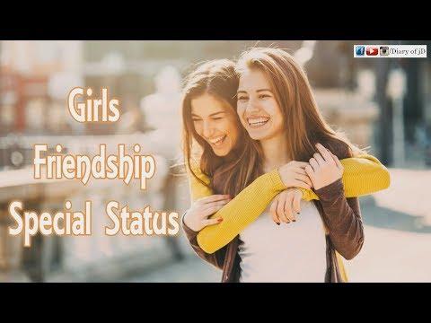 👭 Girls Friendship Special Whatsapp Status 🎂 Birthday Status  👰 Best School Friends Status 😍
