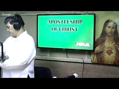 apostolado april 17, 2017