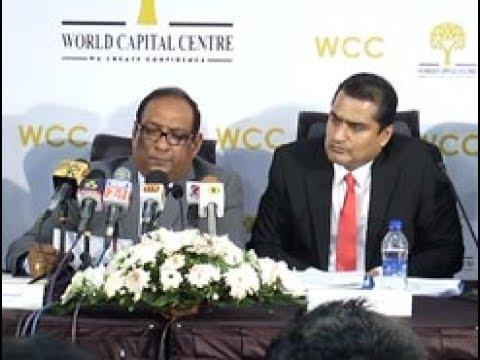 Sri Lanka's tallest building gets shaky from the start