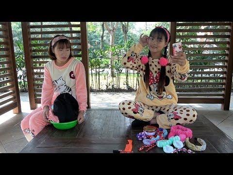 Em Gái Lười Biếng Và Tham Lam – Chị Em Phải Biết Chia Sẻ Và Giúp Đỡ Nhau ❤ BIBI TV ❤