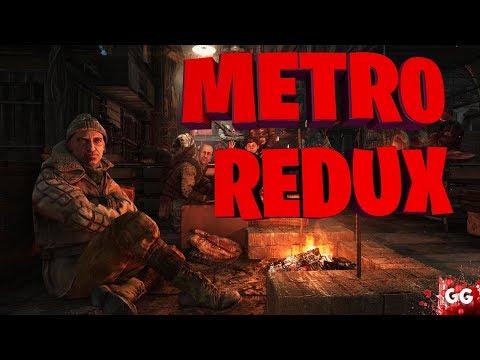 Где скачать METRO REDUX (2033 And  Last Light)