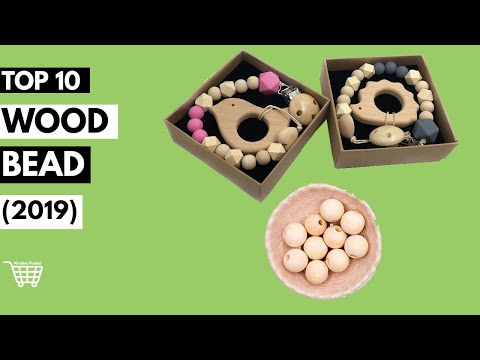 Wood Teething Bead - Top 10 New Best Collection (2019)