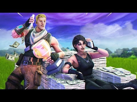 WE WON HALF A MILLION DOLLARS!!! (Fortnite Fall Skirmish Winners)