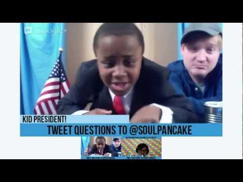 Kid President Live Q&A!