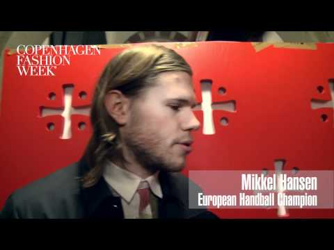Mikkel Hansen, European Handball Champion - Interview AW12