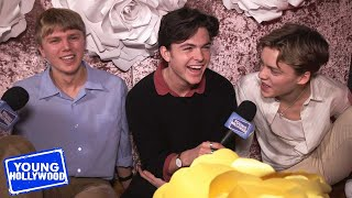 New Hope Club Make Us Cocktails, Give Dating Advice, & Talk New Album