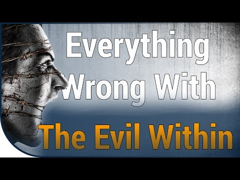 GAME SINS | Everything Wrong With The Evil Within In Twelve Minutes