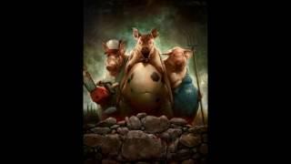 Волк, поросята и зайцы Стихотворение Юмор, прикол Взаимная подписка