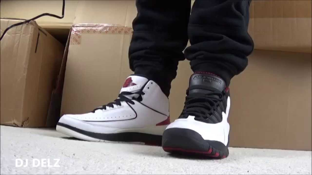Air Jordan 2 VS 10 Sneakers #PickOne With @DjDelz
