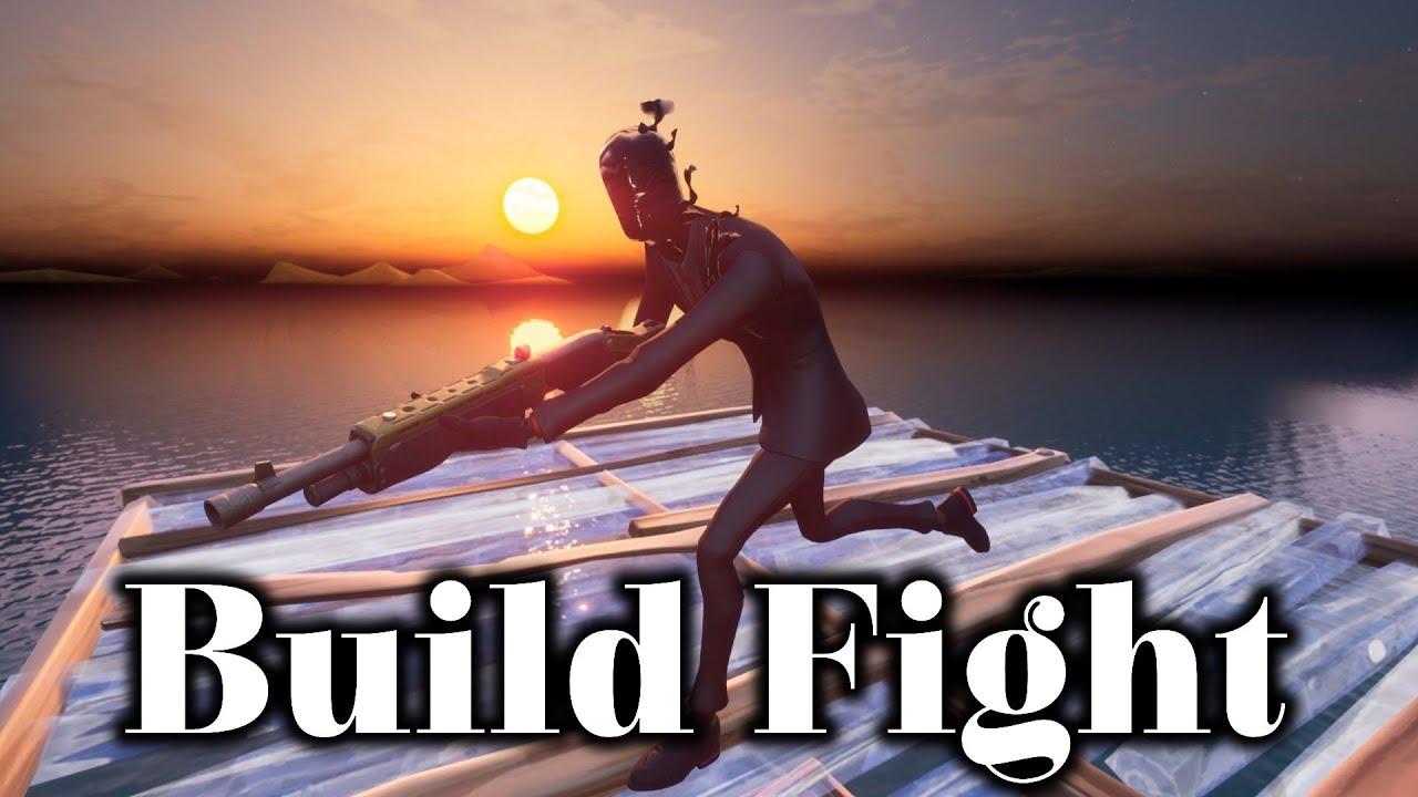 BuildFight #1 Blueberry Faygo